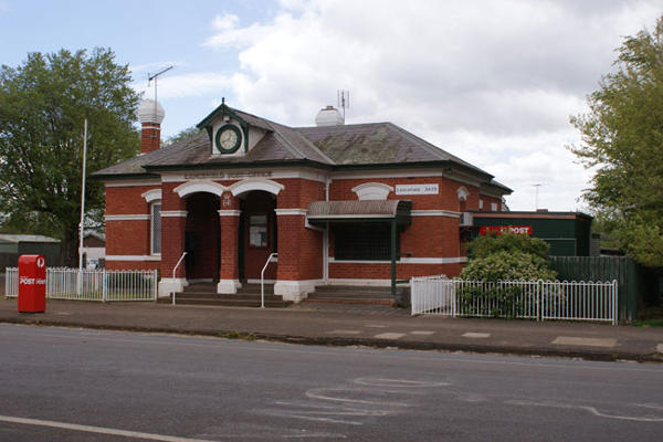 Lancefield Post Office