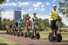 Perth Segway 1.5 Hour West Tour
