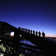 Climb to the summit of the Sydney Harbor Bridge