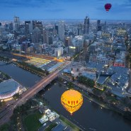 Melbourne Sunrise Hot Air Balloon Flight