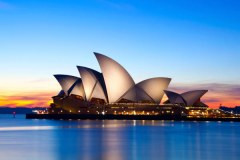 Sydney Opera House an online exhibit