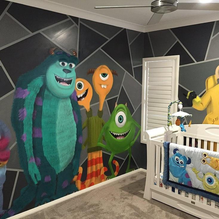 Here At Urban Art Australia We Live Murals Paint