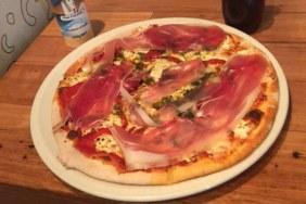 Nhà hàng 11 inch Pizza Melbourne